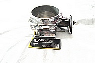 GM Aluminum Throttle Body AFTER Chrome-Like Metal Polishing and Buffing Services