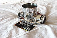 Toyota Supra 2JZ - GTE Aluminum Throttle Body AFTER Chrome-Like Metal Polishing and Buffing Services