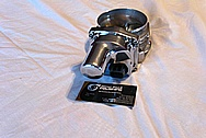2011 Chevy Camaro Aluminum Throttle Body AFTER Chrome-Like Metal Polishing and Buffing Services