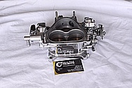 Mazda RX7 Aluminum Throttle Body AFTER Chrome-Like Metal Polishing and Buffing Services / Restoration Services