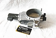 2000 CHEVY Corvette Aluminum Throttle Body AFTER Chrome-Like Metal Polishing and Buffing Services / Restoration Services