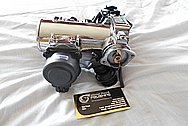 Toyota Supra Aluminum Throttle Body AFTER Chrome-Like Metal Polishing and Buffing Services / Restoration Services