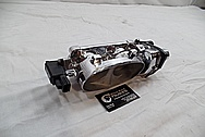 Ford Mustang Roush Edition Throttle Body AFTER Chrome-Like Metal Polishing and Buffing Services / Restoration Services