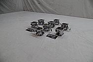 Aluminum Throttle Bodies AFTER Chrome-Like Metal Polishing - Aluminum Polishing