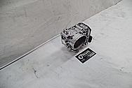 2012 Honda Civic SI Aluminum Throttle Body AFTER Chrome-Like Metal Polishing - Aluminum Polishing