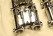 Dynatek Racing Aluminum Throttle Body AFTER Chrome-Like Metal Polishing and Buffing Services