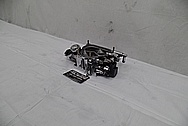 Mazda RX7 Aluminum Throttle Body AFTER Chrome-Like Metal Polishing - Aluminum Polishing