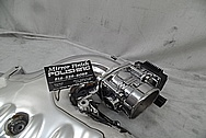 Nissan 350Z Aluminum Throttle Body AFTER Chrome-Like Metal Polishing - Aluminum Polishing Services