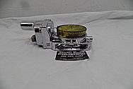LS Aluminum Throttle Body AFTER Chrome-Like Metal Polishing - Aluminum Polishing Services
