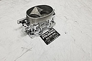 2003 - 2006 Dodge Viper Aluminum Throttle Body AFTER Chrome-Like Metal Polishing - Aluminum Polishing