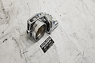 Aluminum Throttle Body AFTER Chrome-Like Metal Polishing - Aluminum Polishing Services