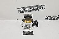 Aluminum Throttle Body AFTER Chrome-Like Metal Polishing - Aluminum Polishing Services