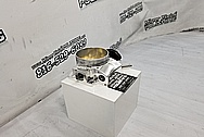 Holley Sniper EFI Aluminum Throttle Body AFTER Chrome-Like Metal Polishing - Aluminum Polishing Services