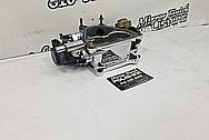 Mazda RX-7 Aluminum Throttle Body AFTER Chrome-Like Metal Polishing - Aluminum Polishing Services