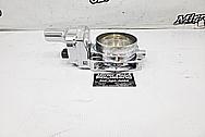 Aluminum LS Throttle Body AFTER Chrome-Like Metal Polishing - Aluminum Polishing - Throttle Body Polishing