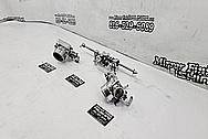 Nissan 300ZX Aluminum Throttle Body AFTER Chrome-Like Metal Polishing - Aluminum Polishing - Throttle Body Polishing