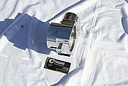 Dodge Hemi V8 Aluminum Throttle Body AFTER Chrome-Like Metal Polishing and Buffing Services
