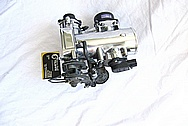 1993-1998 Toyota Supra 2JZ-GTE Aluminum Throttle Body AFTER Chrome-Like Metal Polishing and Buffing Services