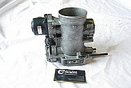 1993 - 1998 Toyota Supra 2JZ - GTE 3.0 L Engine Throttle Body BEFORE Chrome-Like Metal Polishing and Buffing Services