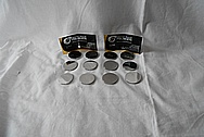 Titanium Discs / Coupons AFTER Chrome-Like Metal Polishing - Titanium Polishing Services - Manufacturer Polishing Services