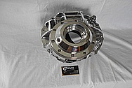 Aluminum Differential Housing Assembly AFTER Chrome-Like Metal Polishing and Buffing Services / Restoration Services