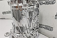 1940 Ford Aluminum Built Transmission AFTER Chrome-Like Metal Polishing and Buffing Services / Restoration Services - Transmission Polishing - Aluminum Polishing