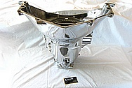 Aluminum Transmission AFTER Chrome-Like Metal Polishing and Buffing Services / Restoration Services