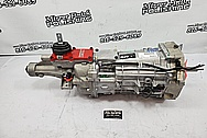 Tremek RPM Transmission Built Aluminum Transmission BEFORE Chrome-Like Metal Polishing and Buffing Services / Restoration Services - Transmission Polishing - Aluminum Polishing