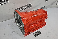 1940 Ford Aluminum Built Transmission BEFORE Chrome-Like Metal Polishing and Buffing Services / Restoration Services - Transmission Polishing - Aluminum Polishing