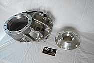 Aluminum Differential Housing Assembly BEFORE Chrome-Like Metal Polishing and Buffing Services / Restoration Services