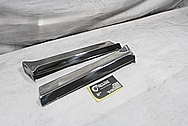 1967 Oldsmobile Cutlass 442 Stainless Steel Trim Pieces AFTER Chrome-Like Metal Polishing and Buffing Services / Restoration Services