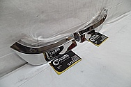 Aluminum Trim Piece AFTER Chrome-Like Metal Polishing and Buffing Services / Restoration Services