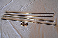 1977 Ford RancheroAluminum Trim Pieces AFTER Chrome-Like Metal Polishing and Painting Services - Aluminum Polishing