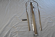 1970 Oldsmobile Vista Cruiser Stainless Steel Trim Pieces AFTER Chrome-Like Metal Polishing and Buffing Services - Stainless Steel Polishing - Discovery Channel Polishing - Trans Am Hot Rod Show