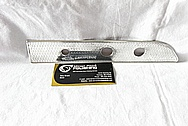Aluminum Dash Trim Pieces AFTER Chrome-Like Metal Polishing and Buffing Services / Restoration Services