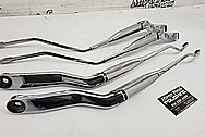 Stainless Steel Trim Pieces AFTER Chrome-Like Metal Polishing - Stainless Steel Polishing Services