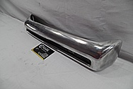 Stainless Steel Trim Pieces BEFORE Chrome-Like Metal Polishing and Buffing Services / Restoration Services