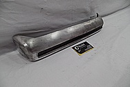 Stainless Steel Bumper Trim Pieces BEFORE Chrome-Like Metal Polishing and Buffing Services / Restoration Services