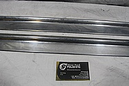 1967 Oldsmobile Cutlass 442 Stainless Steel Trim Pieces BEFORE Chrome-Like Metal Polishing and Buffing Services / Restoration Services