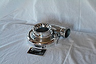 Precision Turbo Aluminum Turbo AFTER Chrome-Like Metal Polishing and Buffing Services