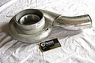 1993 - 1998 Toyota Supra 2JZ-GTETurbo Housing BEFORE Chrome-Like Metal Polishing and Buffing Services
