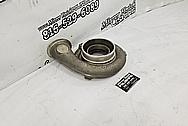 Mazda RX-7 Garrett Aluminum Turbo Housing BEFORE Chrome-Like Metal Polishing and Buffing Services / Restoration Services - Aluminum Polishing