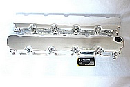 Dodge Viper V10 Magnesium Valve Covers AFTER Chrome-Like Metal Polishing and Buffing Services / Restoration Services