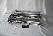 Mazda 16 Valve Aluminum Valve Cover AFTER Chrome-Like Metal Polishing and Buffing Services / Restoration Services