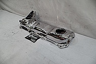 1988 Volkswagen Rabbit 1.8L 4 Cylinder Engine Steel Valve Cover AFTER Chrome-Like Metal Polishing and Buffing Services - Steel Polishing