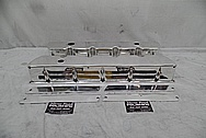 1997 Dodge Viper Magnesium Valve Covers AFTER Chrome-Like Metal Polishing and Buffing Services - Magnesium Polishing