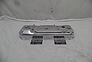 Isuzu Aluminum Valve Cover AFTER Chrome-Like Metal Polishing and Buffing Services - Aluminum Polishing Services