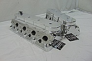 V8 Aluminum Valve Covers AFTER Chrome-Like Metal Polishing - Aluminum Polishing