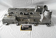 Toyota Celica 3S-GTE Aluminum Valve Cover BEFORE Chrome-Like Metal Polishing - Aluminum Polishing
