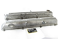 1993 - 1998 Toyota Supra 2JZ-GTE Aluminum Valve Covers BEFORE Chrome-Like Metal Polishing and Buffing Services